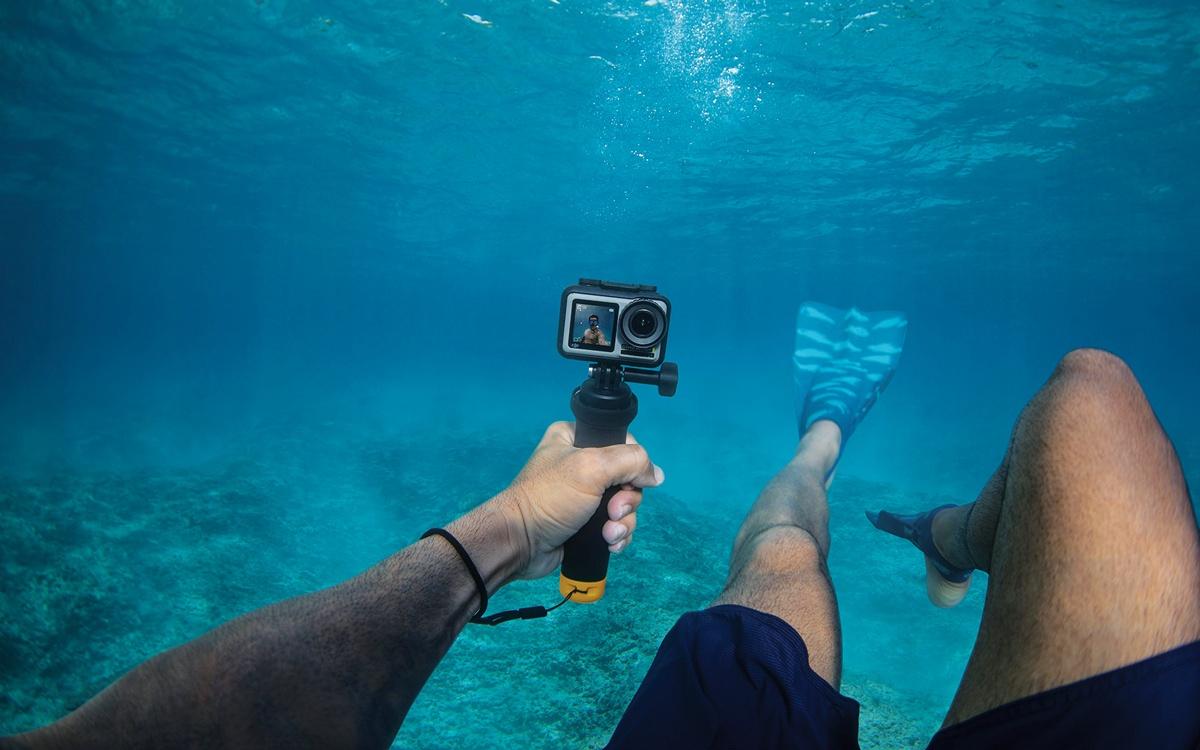 Камера под вода